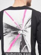 Лонгслив Calvin Klein Jeans Car Photoprint LS Tee J30J316462-BEH XL CK Black (8719853166031) - изображение 6
