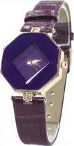 Часы женские кварцевые Rowng Геометрия Purple (FKT-3107-9069) - изображение 1