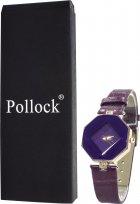 Часы женские кварцевые Rowng Геометрия Purple (FKT-3107-9069) - изображение 8