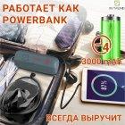 Портативная USB колонка Hopestar P15 Pro влагозащищенная с Bluetooth - громкий звук и бас - Переносная акустическая система + мощный громкоговоритель с встроенным микрофоном - micro SD + TWS + FM-радио, Синий - изображение 3