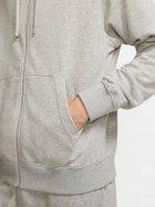 Толстовка Nike M Nsw Club Hoodie Fz Ft BV2648-063 S Светло-серая (193147704006) - изображение 5