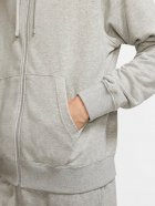 Толстовка Nike M Nsw Club Hoodie Fz Ft BV2648-063 L Светло-серая (193147704020) - изображение 5
