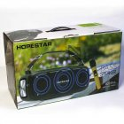 Бездротова колонка Hopestar A20 Pro блютуз вологозахищена - вмонтований сабвуфер для потужного баса - Музична портативна USB акустична система + з картою пам'яті microSD і AUX, Блакитний - зображення 7
