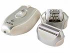 Эпилятор женский электробритва 2-в-1 Rozia HB-6005 Silver - изображение 2