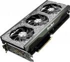 Palit PCI-Ex GeForce RTX 3090 GameRock 24GB GDDR6X (384bit) (1395/19500) (HDMI, 3 x DisplayPort) (NED3090T19SB-1021G) - зображення 3