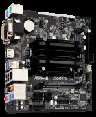 Материнская плата ASRock J5040-ITX (Intel Pentium Silver J5040, SoC, PCI-Ex1) - изображение 2