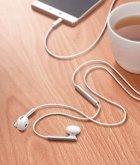 Наушники Huawei Half In-Ear Earphones AM116 White (22040281) - изображение 6