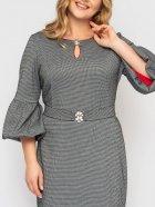 Платье VLAVI Пари 129803 52 Серое (12980352) - изображение 4