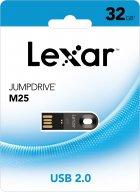 Lexar JumpDrive M25 32GB USB 2.0 Flash Drive Titanium Gray (LJDM025032G-BNQNG) - зображення 6