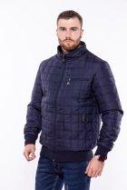 Куртка стеганая Time of Style 187P143 XL Темно-синий - изображение 3