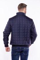 Куртка стеганая Time of Style 187P143 XL Темно-синий - изображение 4
