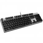Механічна ігрова клавіатура з підсвічуванням Metoo Zero X08, світчі чорні - зображення 6