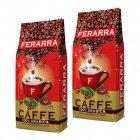 Упаковка кави в зернах Ferarra Caffe 100% Arabica з клапаном 1 кг х 2 шт. (4820198877217) - зображення 3