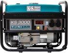 Генератор бензиновый Konner&Sohnen с ручным запуском (KS 3000) - изображение 1