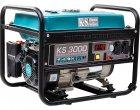 Генератор бензиновый Konner&Sohnen с ручным запуском (KS 3000) - изображение 2