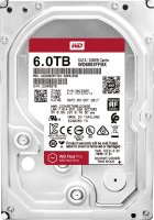 Жорсткий диск Western Digital SATA 6TB 6GB/S 256MB RED PRO WD6003FFBX WDC WD - зображення 1