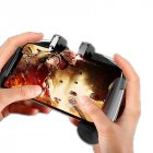 Игровые контроллеры Marpiel AK16 Black (геймпад триггеры курки для смартфона для PUBG) + напальчники - изображение 6