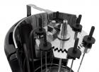 Шашличниця Grunhelm GSE20 чорна електрична 6 шампурів 2000Вт - зображення 4
