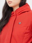 Куртка Fila A20AFLJAW01-R3 S Темно-красная (2991024287264) - изображение 4