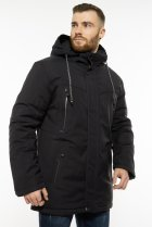 Куртка с капюшоном Time of Style 191P953 48 Чернильный - изображение 3