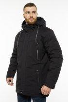 Куртка с капюшоном Time of Style 191P953 48 Чернильный - изображение 4