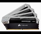 Пам'ять Corsair 32 GB (4x8GB) DDR4 3000 MHz Dominator Platinum (CMD32GX4M4C3000C15) - зображення 2