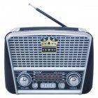 Радіоприймач Портативний Golon RX-455S Red - зображення 1