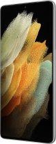Мобильный телефон Samsung Galaxy S21 Ultra 16/512GB Phantom Silver (SM-G998BZSHSEK) + Наушники Samsung Galaxy Buds Live в подарок! - изображение 4