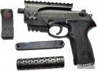Пневматический пистолет Umarex Beretta Px4 Storm Recon (5.8098) - изображение 2