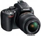 Фотоаппарат Nikon D5100 18-55VR Kit официальная гарантия! (VBA310K001) - изображение 2