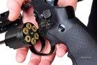 """Пневматичний пістолет ASG Dan Wesson 4"""" Black (23702523) - зображення 15"""