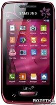 Мобильный телефон Samsung Wave Y S5380D La Fleur Wine Red - изображение 1