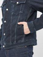 Джинсова куртка Calvin Klein Jeans Foundation Denim Jacket J30J316194-1BJ XL Blue Black (8719853202975) - зображення 5