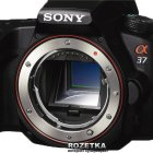 Фотоаппарат Sony Alpha SLT-A37 Официальная гарантия! + Объектив 18-55 Kit (SLTA37K.CEE2) - изображение 8