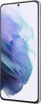 Мобільний телефон Samsung Galaxy S21 Plus 8/128 GB Phantom Silver (SM-G996BZSDSEK) + Сертификат на 5000 грн в подарок! - зображення 4