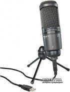 Мікрофон Audio-Technica AT2020 USB+ - зображення 1