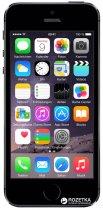 Мобильный телефон Apple iPhone 5s 16GB Space Gray (ME432UA/A) - изображение 2