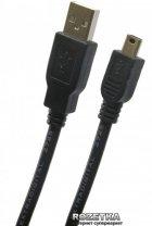 Кабель ExtraDigital USB 2.0 AM - Mini USB Тип B 0.5 м (KBU1627) - зображення 1