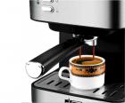 Кофемашина DSP ESPRESSO COFFEE MAKER KA3028 напівавтоматична з капучинатором для будинку - зображення 8