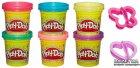 Hабор пластилина Play-Doh Блестящая коллекция из 6 баночек (A5417) - изображение 2