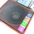 Радіоприймач GOLON RX-8866 Red - зображення 6