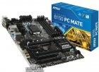 Материнская плата MSI B150 PC Mate (s1151, Intel B150, PCI-Ex16) - изображение 5