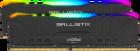 Оперативна пам'ять Crucial DDR4-3200 32768 MB PC4-25600 (Kit of 2x16384) Ballistix RGB Black (BL2K16G32C16U4BL) - зображення 1