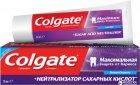 Зубная паста Colgate Максимальная защита от кариеса Нейтрализатор сахарных кислот 75 мл (8693495044554) - изображение 2