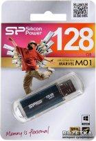 Silicon Power Marvel M01 128GB Blue (SP128GBUF3M01V1B) - зображення 2