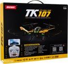 Квадрокоптер Skytech TK107W 2.4 Ghz Cam Smart Connect6 Axis Black - изображение 10