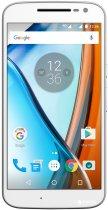 Мобільний телефон Motorola MOTO G4 (XT1622) White - зображення 1