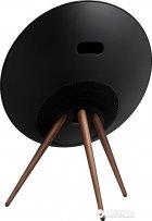 Акустична система Bang & Olufsen BeoPlay A9 Black, incl. front cover, walnut legs (2890-18) - зображення 4