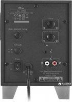 Акустическая система Trust Evon Wireless 2.1 Speaker Set Black (TR21184) - изображение 3