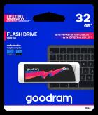 Goodram USB 3.0 Click 32GB Black (UCL3-0320K0R11) - изображение 5